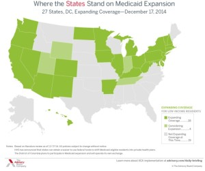 Medicaid Expansion